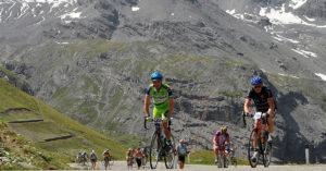 Giro d'Italia tappa Bormio, Santini, SkyRace, Mapey