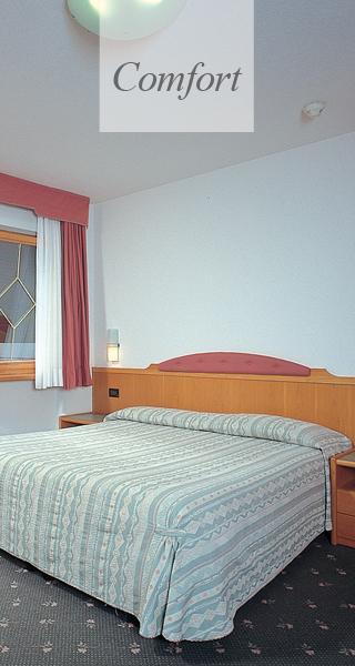 camere hotel del cardo comfort